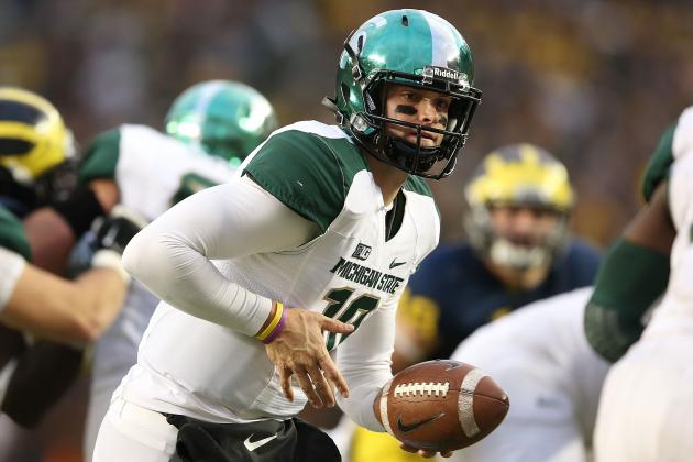 MSU QBs Coach: Andrew Maxwell Has Gotten 'a Bad Rap'