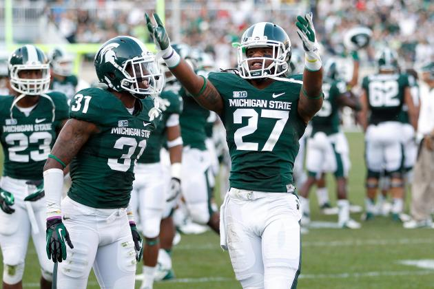 Spartans Healthier at Safety Coming Out of Bye Week