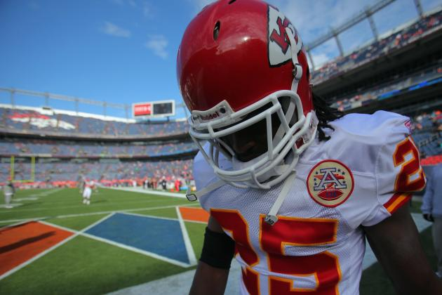 Breaking Down How the Kansas City Chiefs Misuse Jamaal Charles