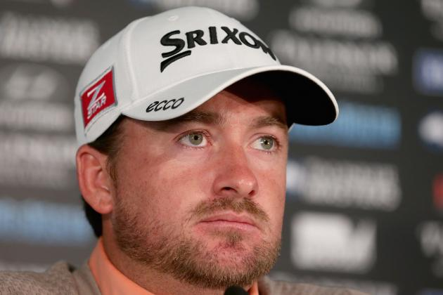 Graeme McDowell Says Research Shows Long Putter Has an Advantage