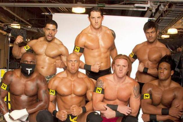 WWE: Why the Nexus Could Never Successfully Reform
