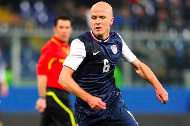 Bradley and Diskerud Rescue Team USA in Most Unlikely of Draws Against Russia