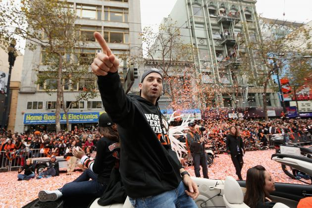 Marco Scutaro Phillies Rumors: Is Giants Postseason Hero Philly's Missing Link?