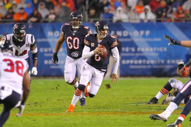 What Jay Cutler's Concussion Means for the NFC Playoff Picture