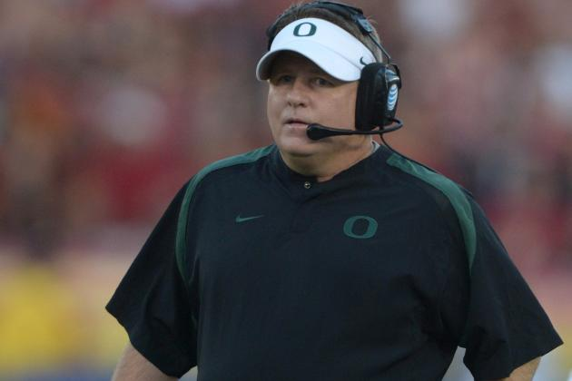 Coach Chip Kelly on Stanford, Depths and Reps