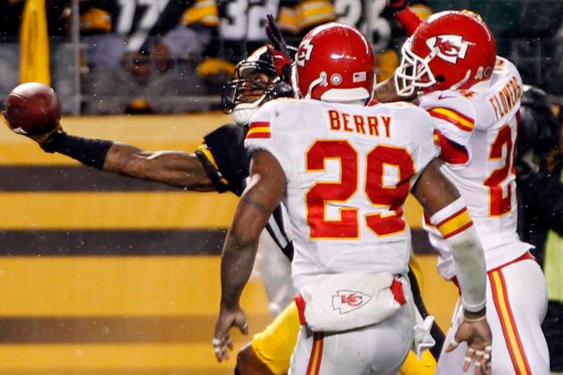 Eric Berry of Kansas City Chiefs Has Phobia of Horses