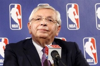 Stern Says NBA Revenues Should Be $5 Billion This Season