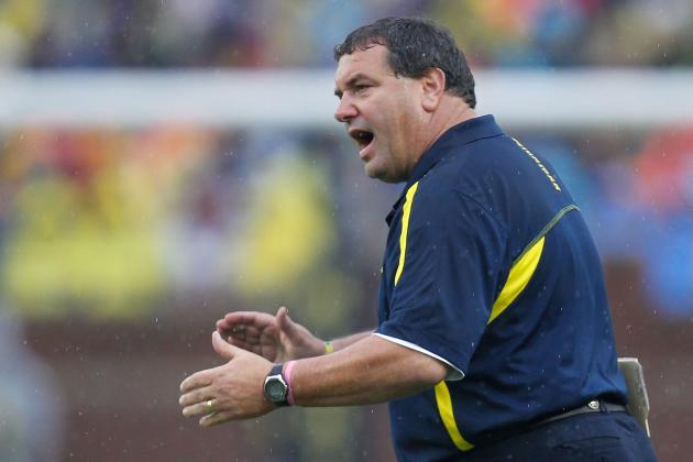 Recruiting: Michigan Targets Dozens in Rivals250 for 2014