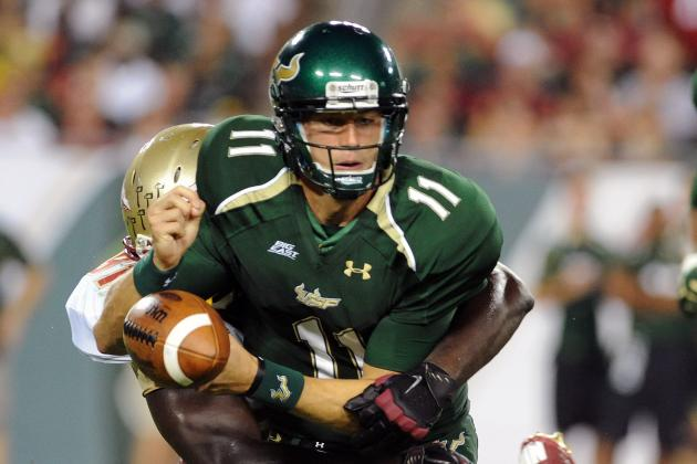 Miami Will See USF Backup QB -- Again