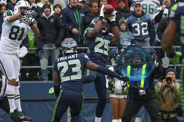 Sherman's Big Game Equals Defensive Honor