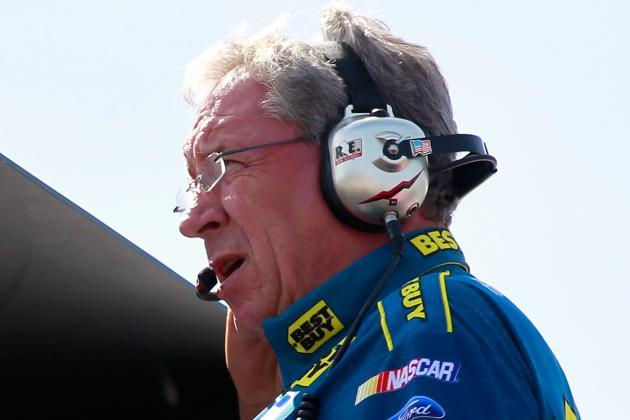 Roush Announces New Crew Chief for Carl Edwards