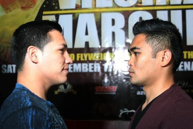 Marquez vs. Viloria: Hawaiian Punch Claims WBA Flyweight Title Via TKO