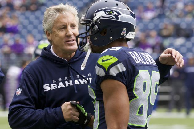 Carroll Gives Seahawks Full Week off