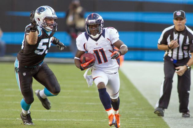 Trindon Holliday Releases Statement on Blown Return TD Fumble