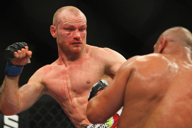 Martin Kampmann: Silva Would Knockout GSP, Jones vs. Silva Is the Fight to Make