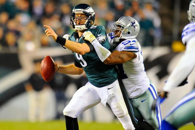 Philadelphia Eagles: Stats That Matter Headed into Week 11