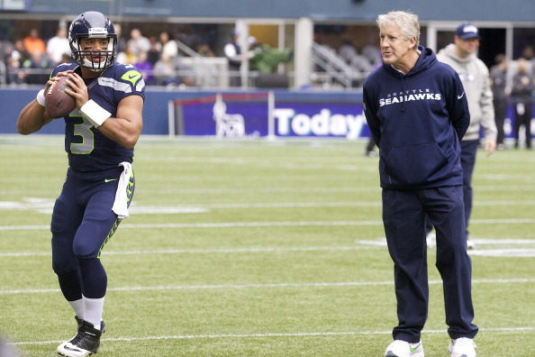 Seahawks, Wilson Are Poised for Big Finish