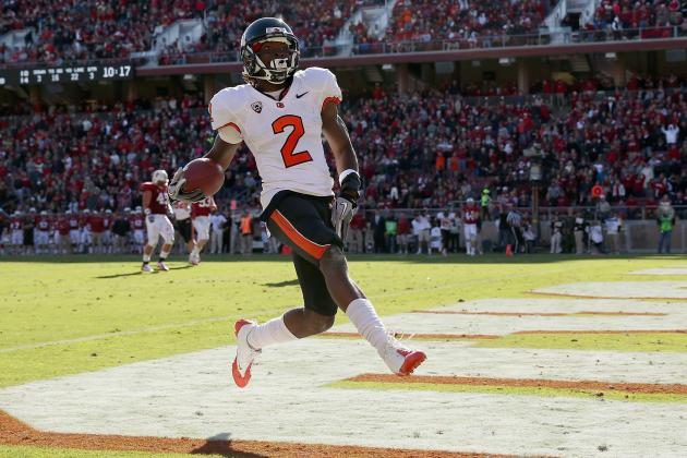 Oregon State Football: Players That Must Shine for Beavers to Upset Oregon Ducks