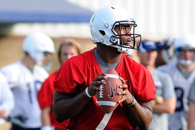 Ex-PSU QB to Transfer to Robert Morris