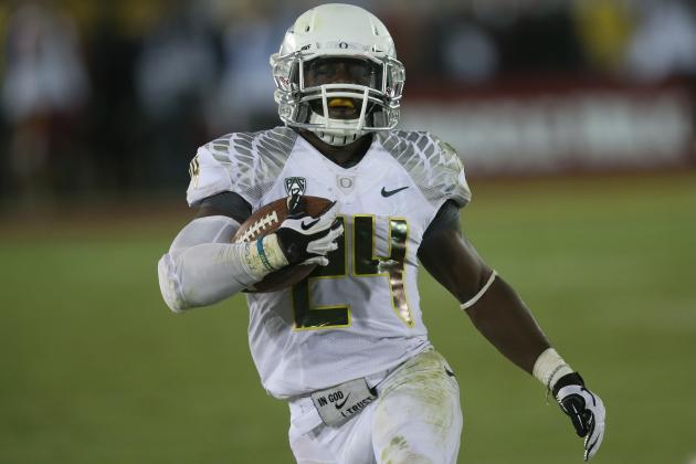 College Football Week 12 Picks: Predictions for Saturday's Biggest Games