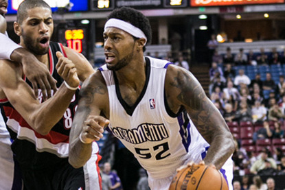 James Johnson Confident He'll Turnaround Early Offensive Struggles