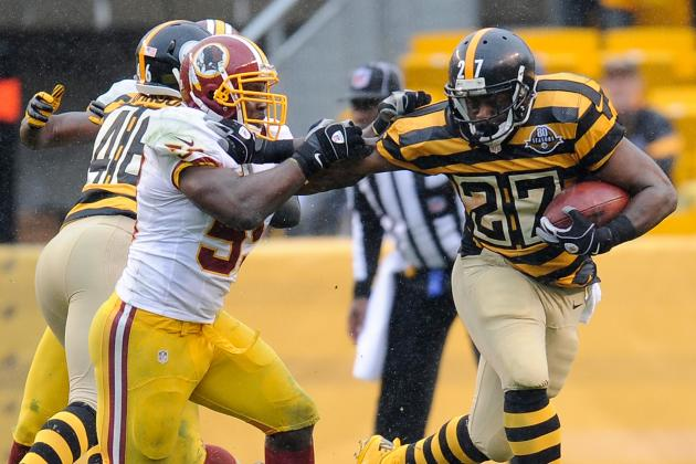 Washington Redskins: Stats That Matter Headed into Week 11