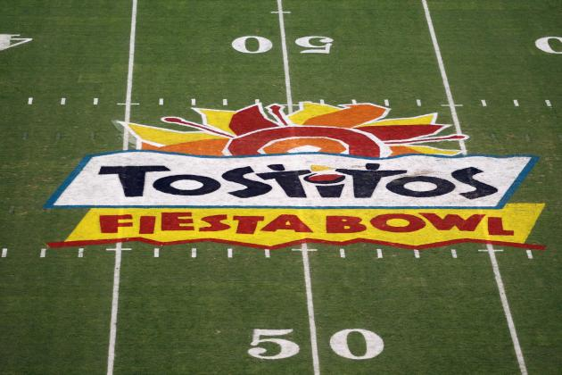 Texas A&M the 'Most Logical Choice' for Fiesta Bowl