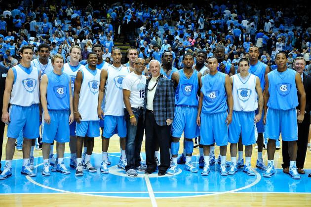 North Carolina Basketball: Why This Year's Team Is Superior to the 2011-12 Heels