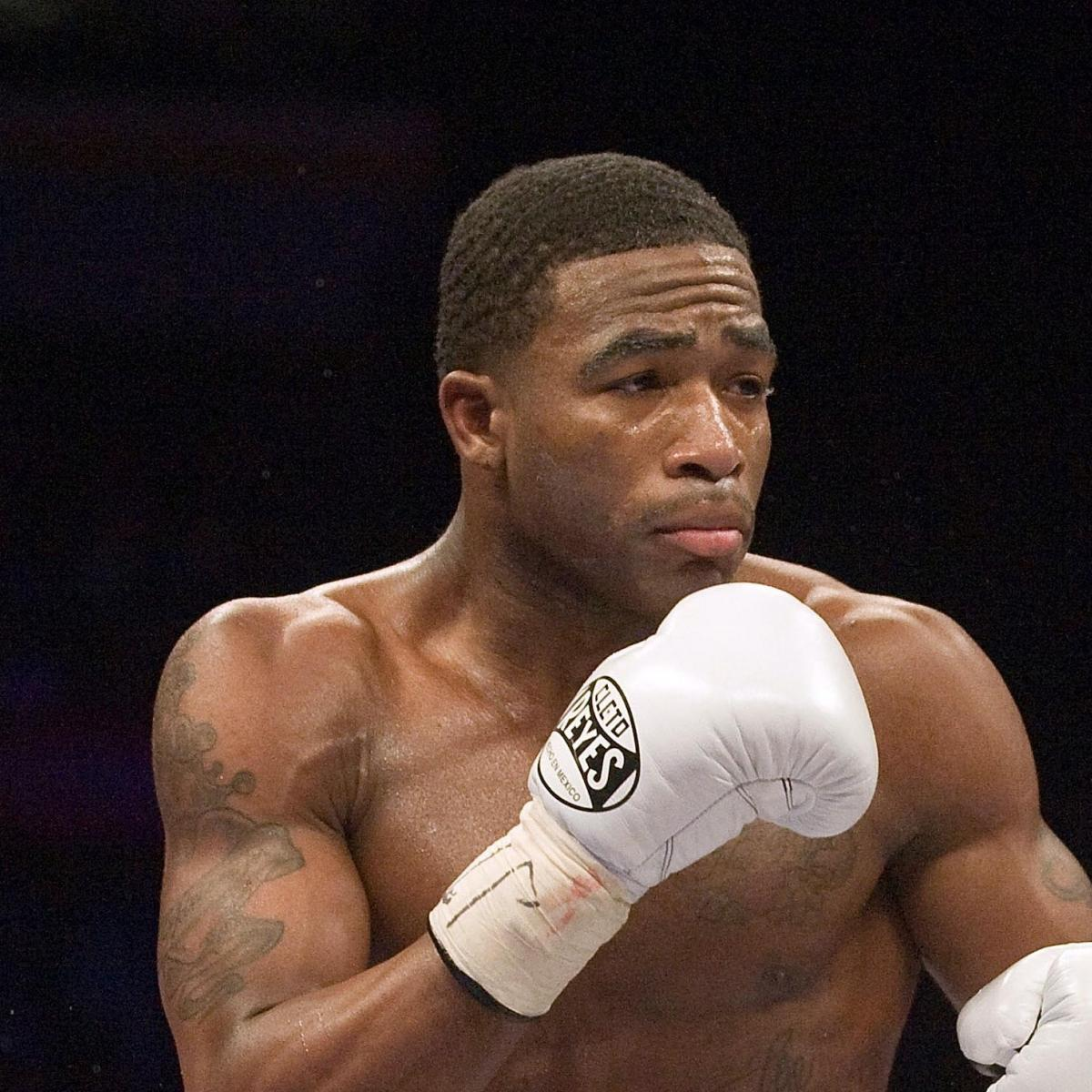 Antonio DeMarco Vs. Adrien Broner: Fight Time, Date, Live