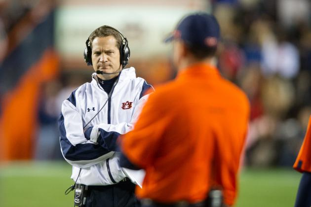 Auburn Football: Firing Gene Chizik Won't Solve Tigers' Problems