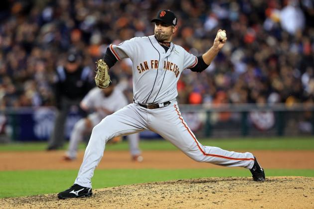 Giants Officially Announce 3-Year Deal with Affeldt