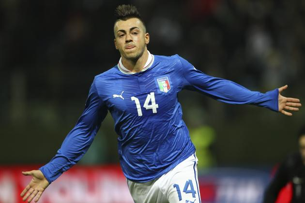 Italy 1-2 France: Valbuena, Gomis Cancel out El Shaarawy