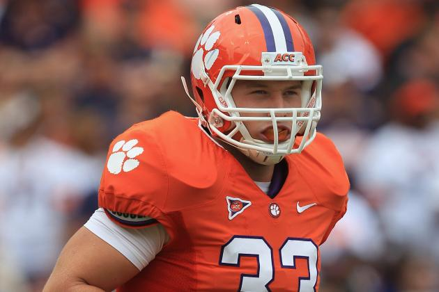Linebacker Shuey Shores Up Clemson's Defense