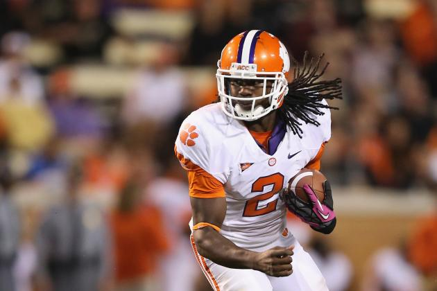 Clemson Focused on Finish