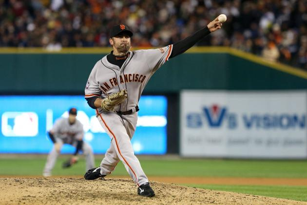 It's Official: Giants Sign Jeremy Affeldt to Three-Year Contract