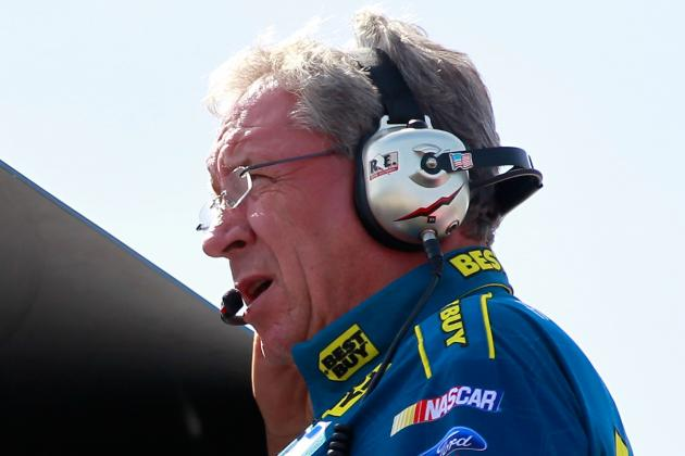 Fennig Selected as Edwards' Crew Chief for '13