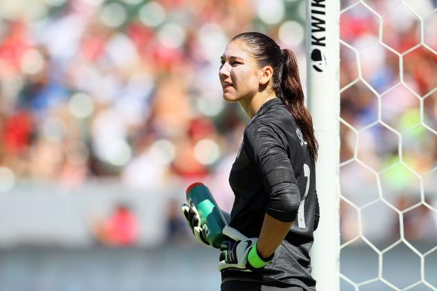 Hope Solo Husband: Team USA Goalie and Troubled Ex-NFL Player Are Perfect Match