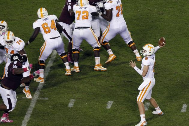 Tennessee QB Tyler Bray uninterested in recent hot streak, NFL talk