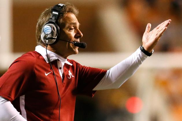 Alabama Gov. on Saban's Late-Game Play Calling: 'I Would… Have Run the Ball'