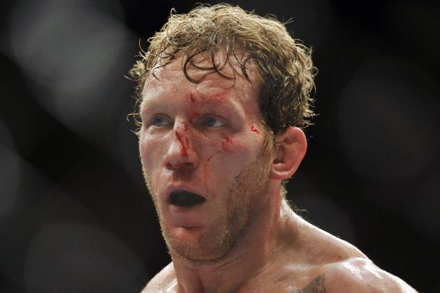 Gray Maynard Injured, Jim Miller vs. Joe Lauzon Set for UFC 155