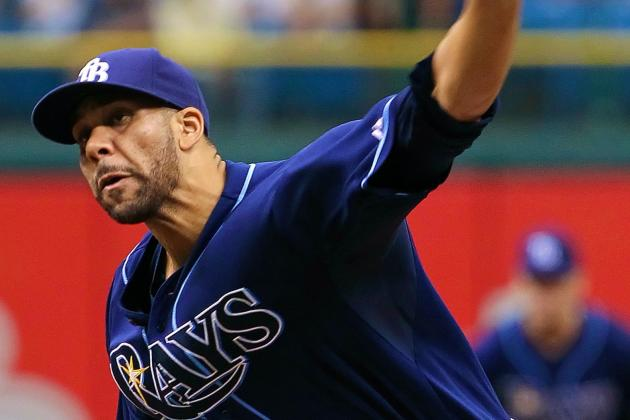 David Price Wins American League Cy Young Award