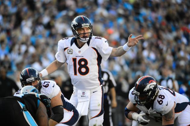 Peyton Manning: Future Hall of Fame QB Is NFL MVP Favorite