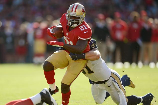 Fantasy Football Projections: Frank Gore and Stars Set to Disappoint