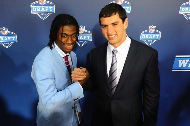 Andrew Luck vs RGIII: Which QB Has the Edge in Major Evaluative Categories?