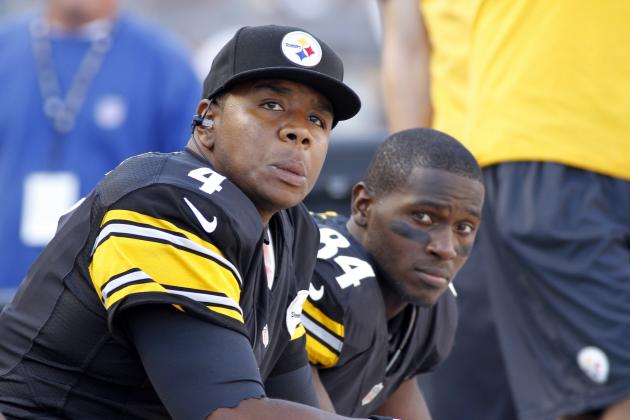 Breaking Down Byron Leftwich as the Steelers Starter