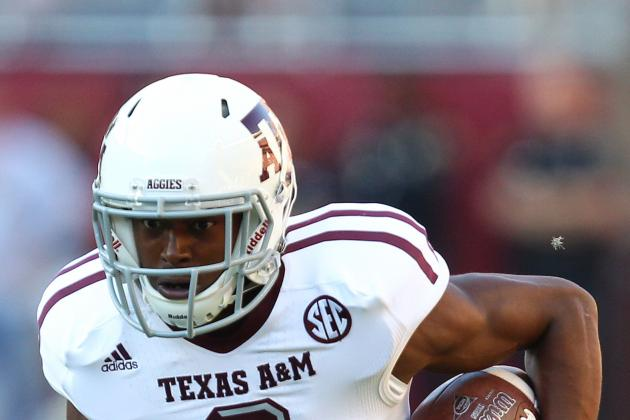 Missing Texas A&M WR Thomas Johnson Found