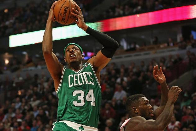 Celtics Beat Jazz 98-93