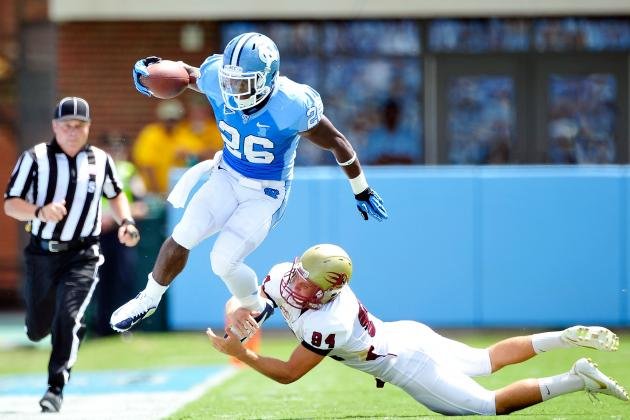 UNC vs. Virginia: Players in Line for Game-Changing Performances