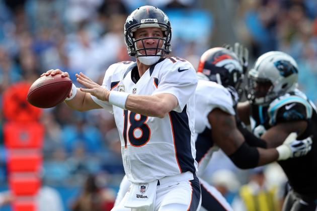 2012 Denver Broncos Shaping Up to Be Best Contender Since Elway's Days