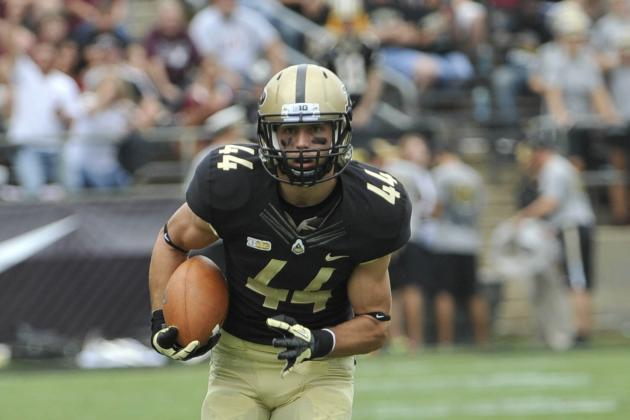 Safety Landon Feichter Quite a Bargain for Purdue Football